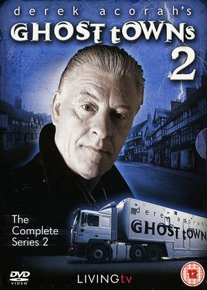 Rent Ghost Towns: Series 2 (aka Derek Acorah's Ghost Towns: Series 2) Online DVD Rental