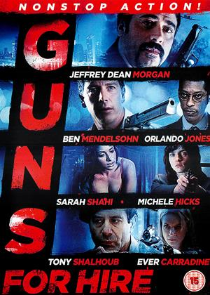 Guns for Hire Online DVD Rental