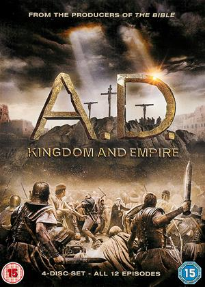 Rent A.D. Kingdom and Empire (aka A.D. The Bible Continues) Online DVD Rental