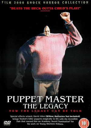 Puppet Master: The Legacy Online DVD Rental