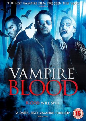 Vampire Blood Online DVD Rental