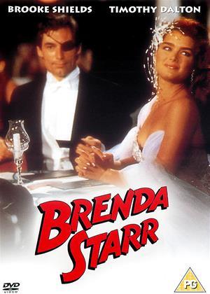 Brenda Starr Online DVD Rental