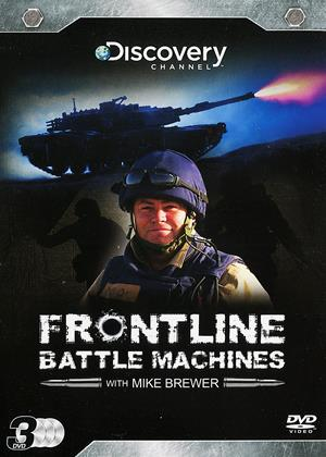 Frontline Battle Machines Online DVD Rental
