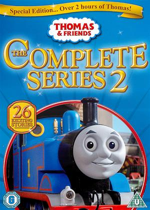 Rent Thomas the Tank Engine and Friends: Series 2 Online DVD Rental