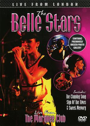 The Belle Stars: Live from London Online DVD Rental