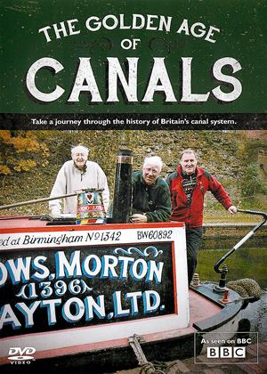 Rent The Golden Age of Canals Online DVD Rental