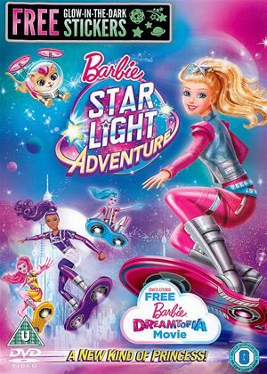 Rent Barbie: Star Light Adventure Online DVD Rental