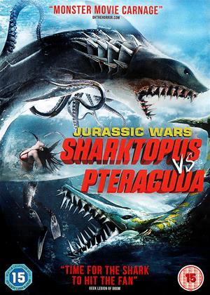 Sharktopus vs. Pteracuda Online DVD Rental
