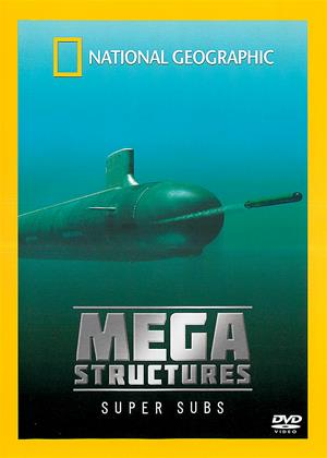 Megastructures: Super Subs Online DVD Rental