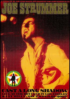 Rent Joe Strummer: Tribute Concert: Cast a Long Shadow Online DVD Rental