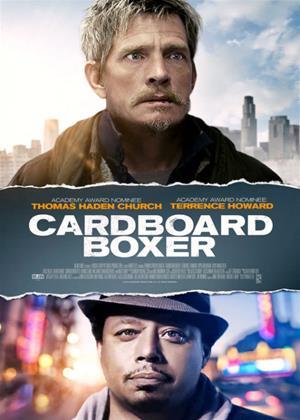 Cardboard Boxer Online DVD Rental