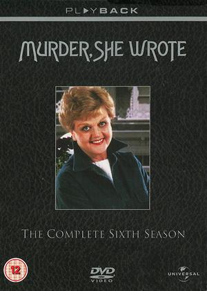 Murder, She Wrote: Series 6 Online DVD Rental