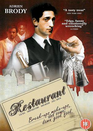 Restaurant Online DVD Rental