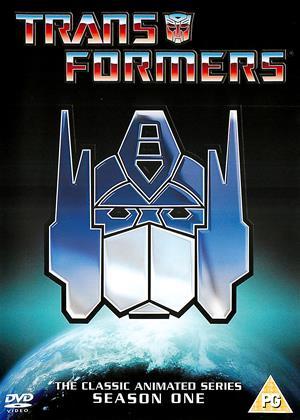 Transformers: Series 1 Online DVD Rental