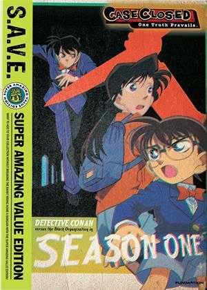 Detective Conan: Series 1 Online DVD Rental