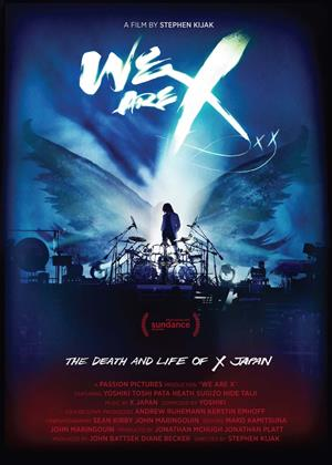 We Are X Online DVD Rental