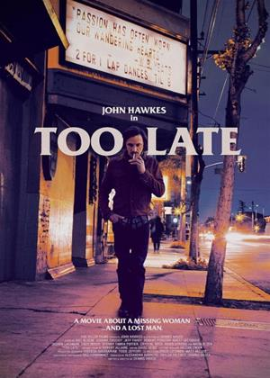 Too Late Online DVD Rental