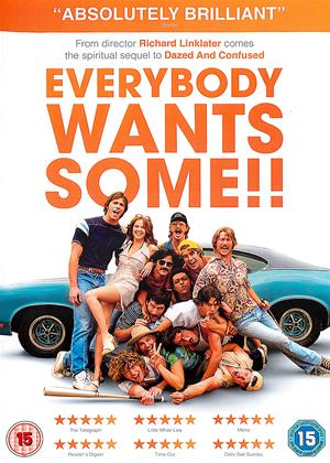 Everybody Wants Some!! Online DVD Rental