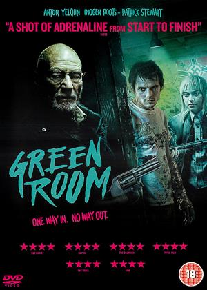Green Room Online DVD Rental