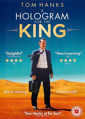 A Hologram for the King Online DVD Rental