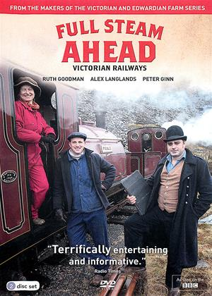 Rent Full Steam Ahead (aka Full Steam Ahead: Victorian Railways) Online DVD Rental
