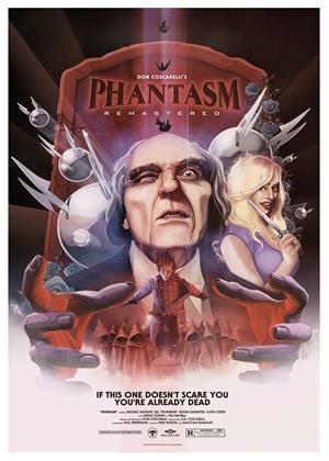 Rent Phantasm: Remastered Online DVD Rental
