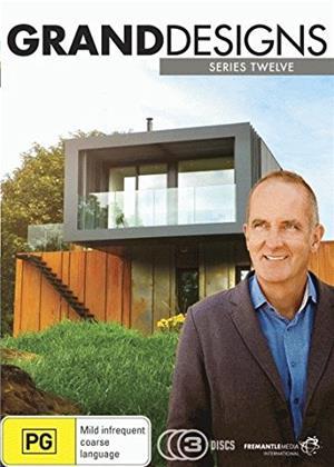 Rent Grand Designs: Series 12 Online DVD Rental