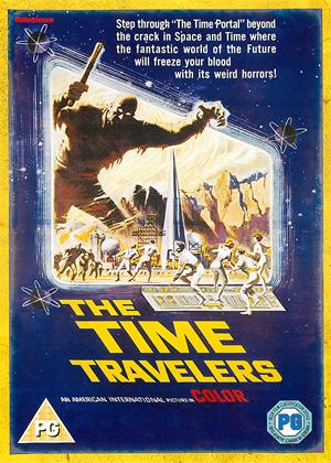 The Time Travelers Online DVD Rental