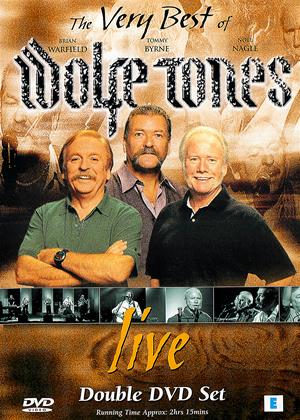 The Very Best of the Wolfetones Online DVD Rental