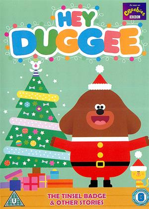 Rent Hey Duggee: The Tinsel Badge and Other Stories (aka Hey Duggee: The Tinsel Badge and Other Stories) Online DVD Rental