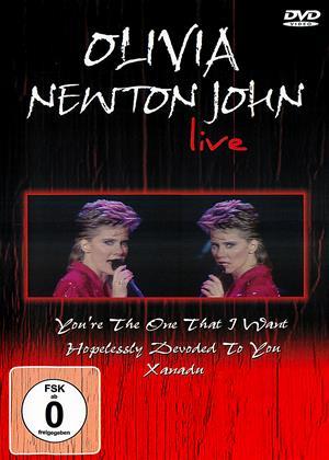 Olivia Newton-John: Live Online DVD Rental