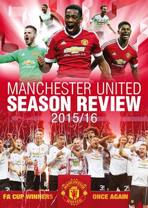 Manchester United: Season Review 2015/2016 Online DVD Rental