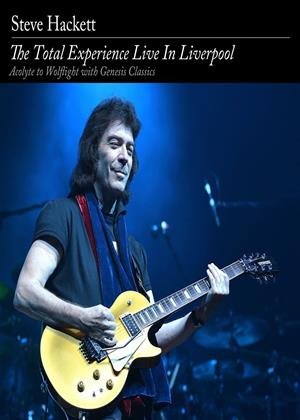 Steve Hackett: The Total Experience: Live in Liverpool Online DVD Rental