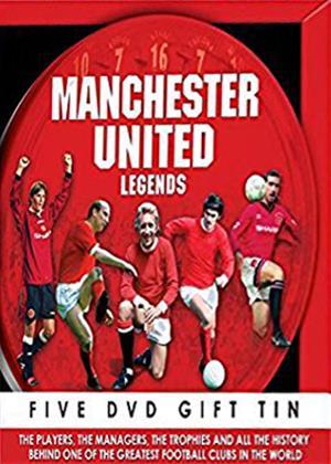 Manchester United Legends Online DVD Rental