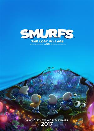 Smurfs: The Lost Village Online DVD Rental