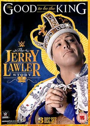WWE: It's Good to Be the King: The Jerry Lawler Story Online DVD Rental