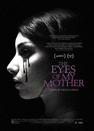 The Eyes of My Mother Online DVD Rental