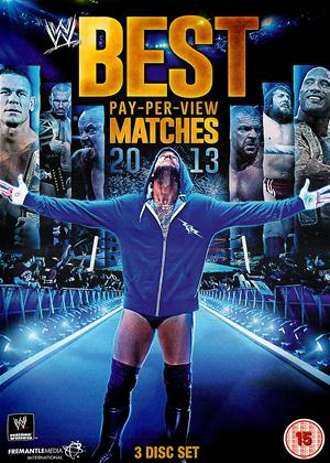 WWE: The Best PPV Matches of 2013 Online DVD Rental