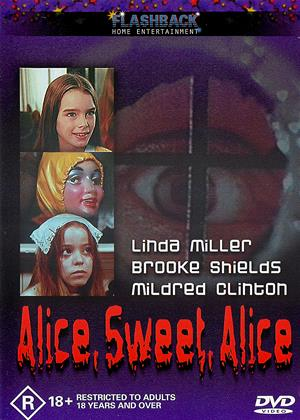 Alice, Sweet, Alice Online DVD Rental