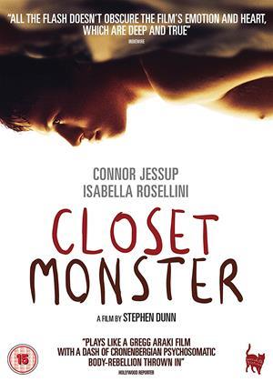 Closet Monster Online DVD Rental