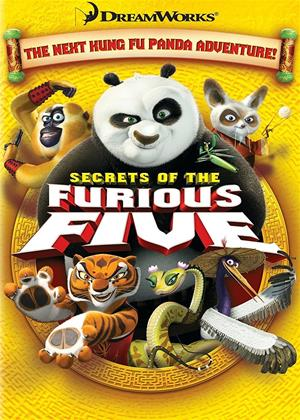 Kung Fu Panda: Secrets of the Furious Five Online DVD Rental