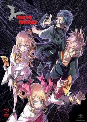 Rent Tokyo Ravens: Part 1 Online DVD Rental