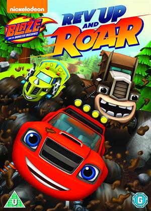 Rent Blaze and the Monster Machines: Rev Up and Roar Online DVD Rental