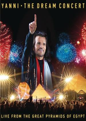 Yanni: The Dream Concert: Live from the Great Pyramids of Egypt Online DVD Rental