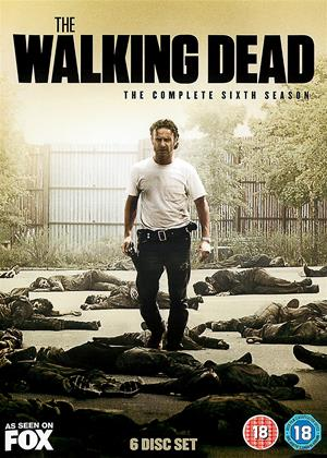 Rent The Walking Dead: Series 6 Online DVD Rental