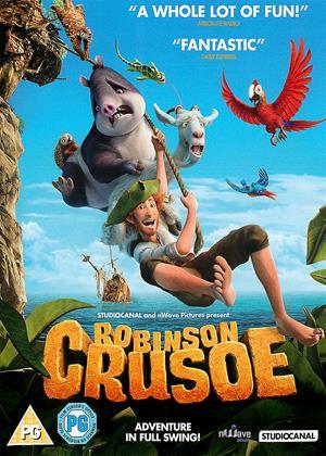 Robinson Crusoe Online DVD Rental