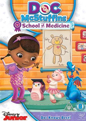 Rent Doc McStuffins: School of Medicine Online DVD Rental