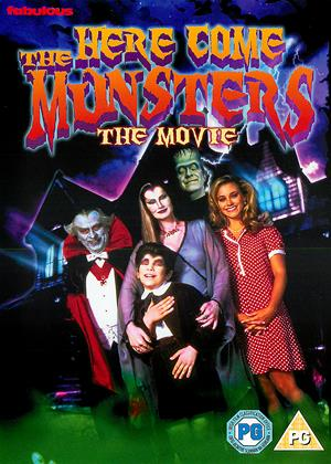 Rent Here Come the Munsters Online DVD Rental