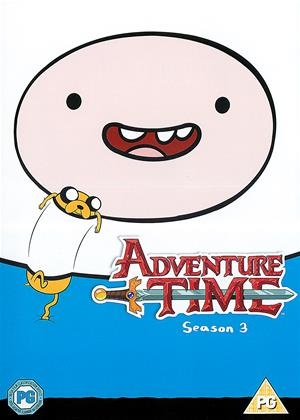 Adventure Time: Series 3 Online DVD Rental