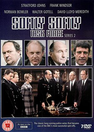 Softly Softly: Task Force: Series 2 Online DVD Rental